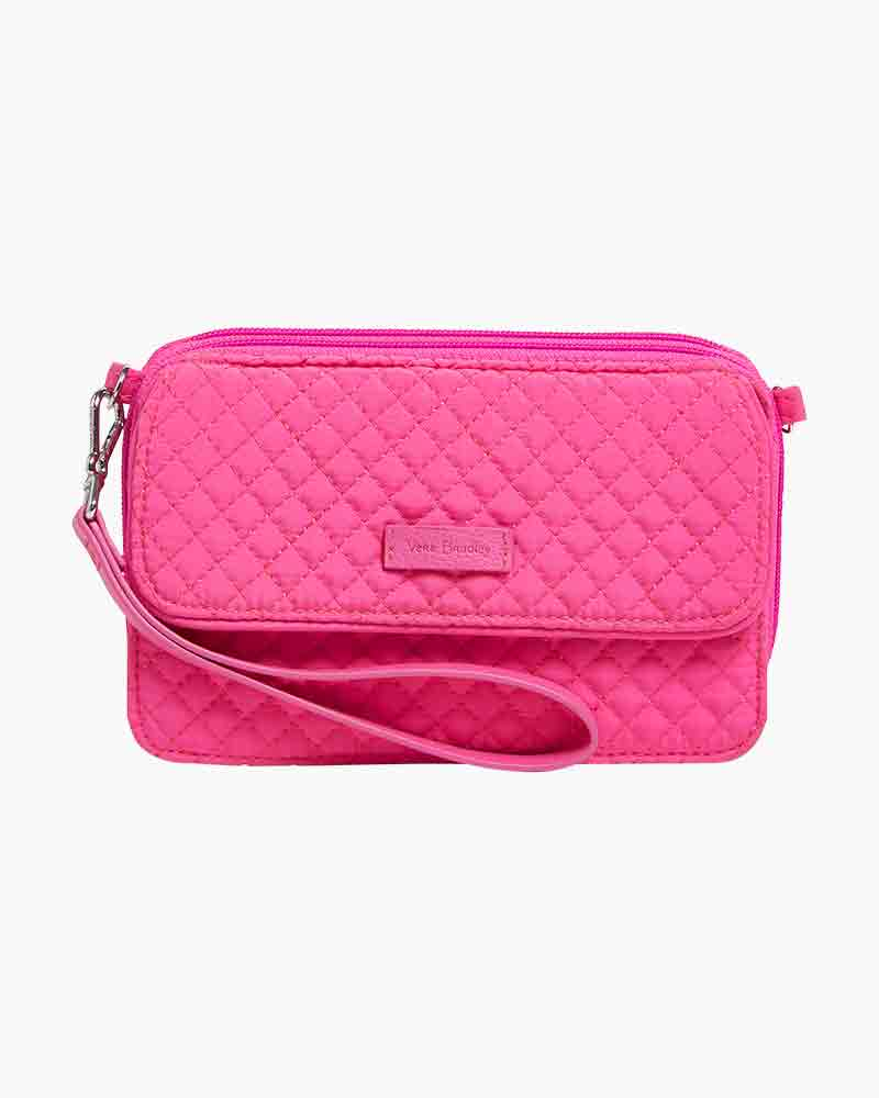 Rose Petal Iconic RFID All in One Crossbody