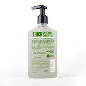 Thick Exfoliating Shower Soap