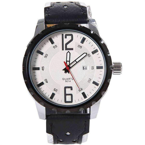 White Kota Men's Watch