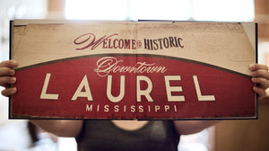 A Taste of Home Town: The People, The Places and The Food of Laurel and Jones County, Mississippi
