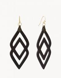 Deco Drama Earrings, 5 Asst.