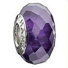 Chamilia Purple Charm