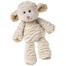 Marshmallow Lamb Stuffed Animal