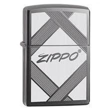 Zippo Unparalleled Tradition Black Ice Lighter