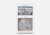 Load image into Gallery viewer, Teether Gift Set- Elephant