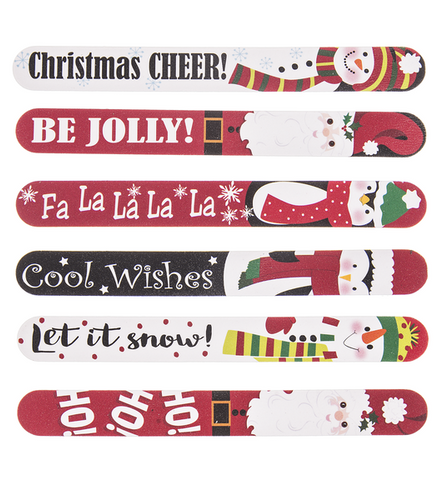 Holiday Nail Files