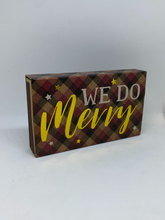 Load image into Gallery viewer, Buffalo Plaid Matches