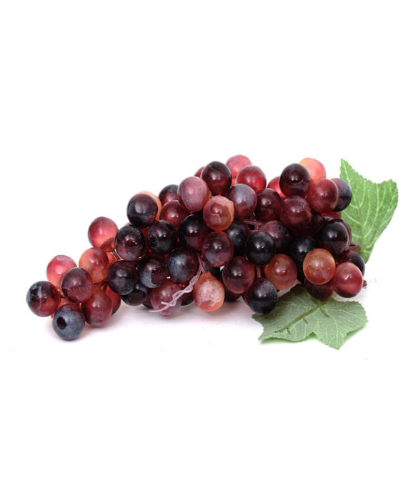 Decorative Red Grapes