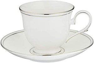 Federal Platinum Cup and Saucer