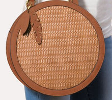 Load image into Gallery viewer, Island Breeze Woven Crossbody, 3 Asst
