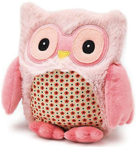 Pink Owl Medium Warmie