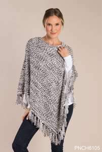 Illuminate Poncho