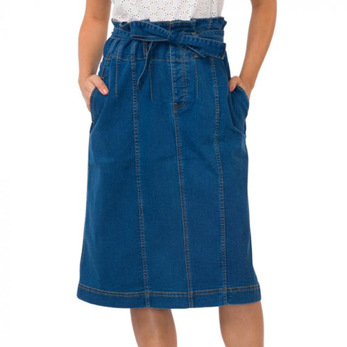 Ceruacant Denim Skirt
