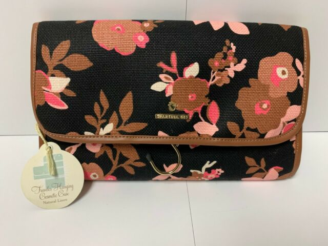 Spartina Verdier Traveler Hanging Cosmetic Case