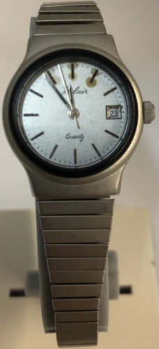 Quartz Silver Men's Watch