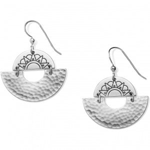 Marrakesh Soleil Small French Wire Earrings