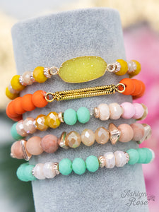 Ashlyn Rose Bracelet Sets, 5 Asst.
