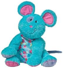 Mopsy Mouse Stuffed Animal