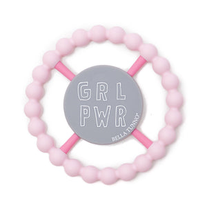 Girl Power Happy Teether