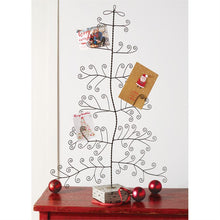 Load image into Gallery viewer, Tree Christmas Card Holder