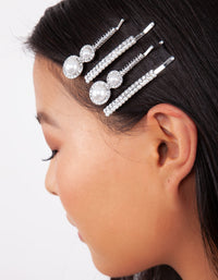 Pearly Hair Pin 4 Pack - link has visual effect only