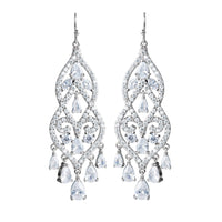 Statement Vintage Chandelier Earring - link has visual effect only
