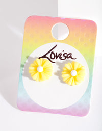 Lovisa Yellow Earring - link has visual effect only