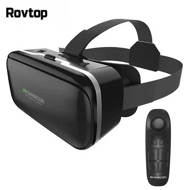 Virtual Reality 3D Glasses Headset