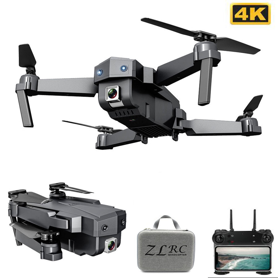 Mini Drone with 4K WIFI 1080P FPV Camera