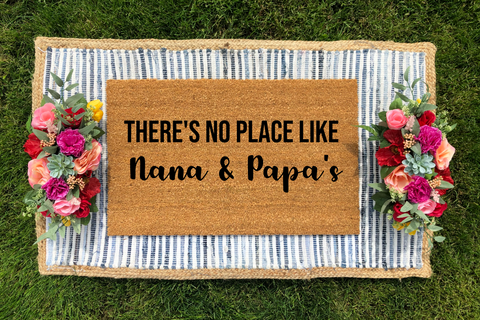 There's No Place Like... Doormat