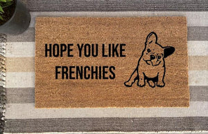 Hope You Like Frenchies