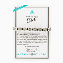 Load image into Gallery viewer, Share the Love - St. Amos Love Bracelet