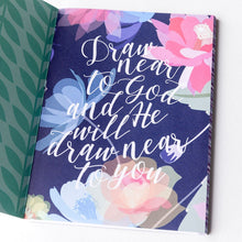 Load image into Gallery viewer, Daily Devotional - Agenda Planner Jotter with Pocket Holder Insert