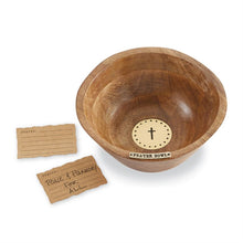 Load image into Gallery viewer, Wooden Prayer Bowl