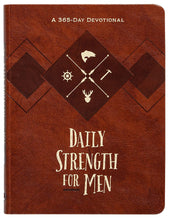 Load image into Gallery viewer, Daily Strength for Men: A 365-Day Devotional