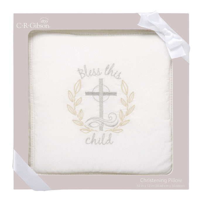Keepsake Pillow - Bless This Child