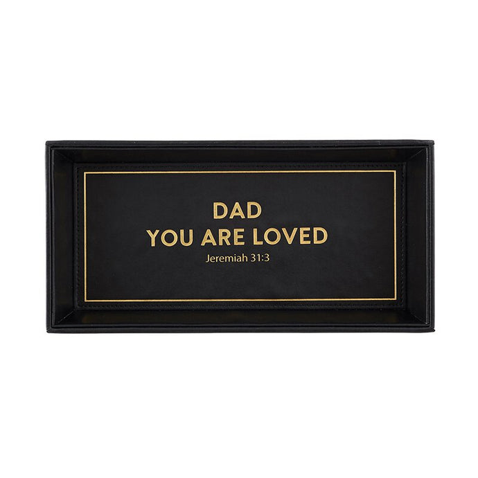 Dad You Are Loved Tray