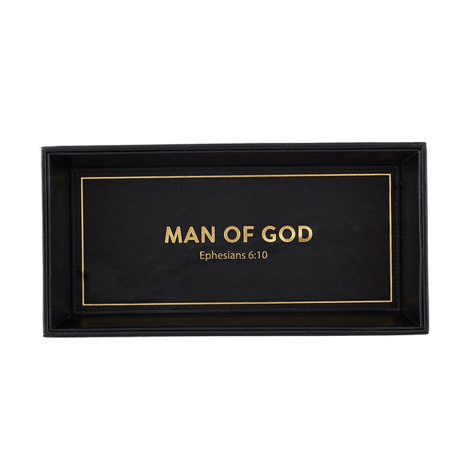 Man of God Tray