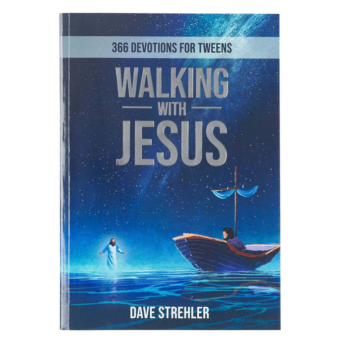 Walking with Jesus Devotional Gift Book