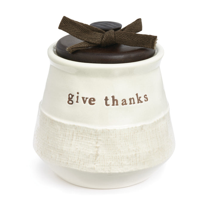 Give Thanks Jar