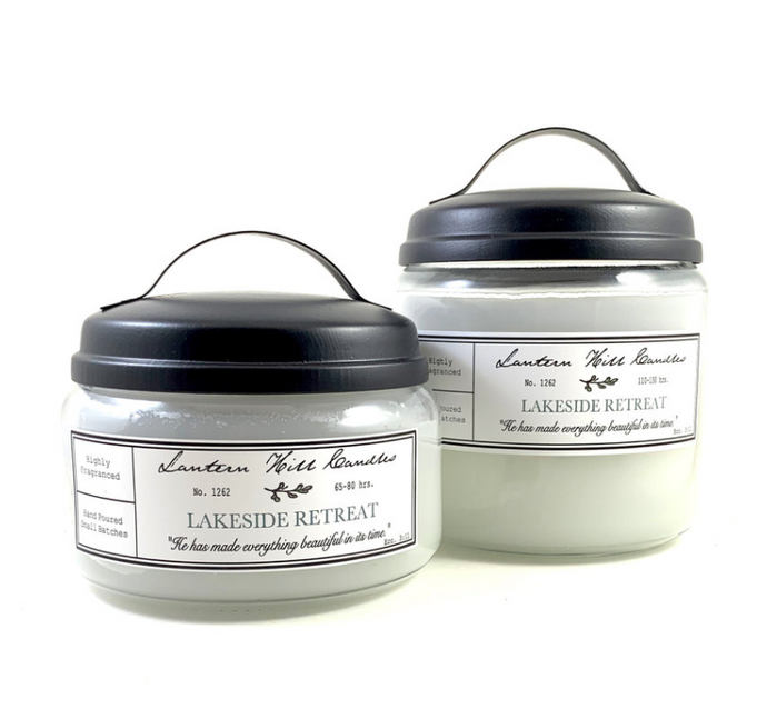 Lakeside Retreat Candle