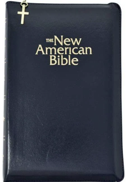 Gift and Award Bible-NABRE-Zipper Deluxe New American Bible Revised Edition