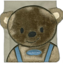 Load image into Gallery viewer, Tiny Bears Bible, Blue