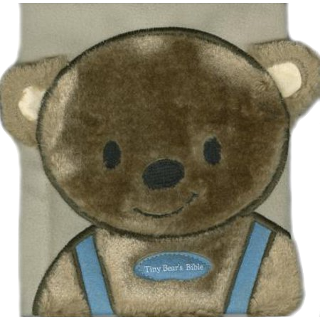 Tiny Bears Bible, Blue