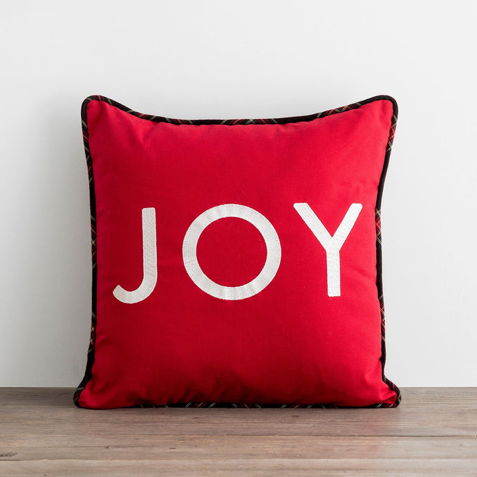 Joy - Square Pillow