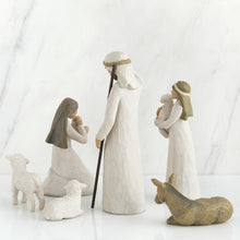 Load image into Gallery viewer, Willow Tree Nativity - 6 Piece Set