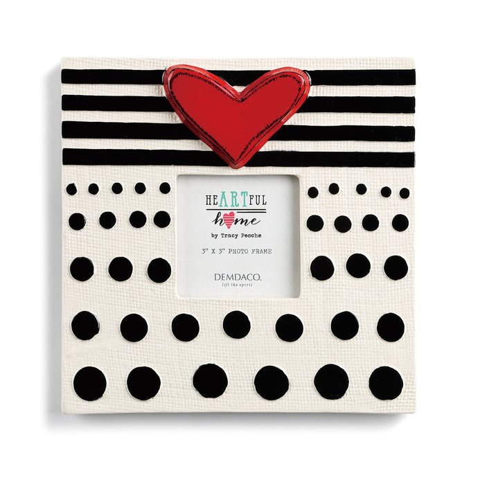 Stripes & Dots Frame