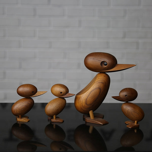 Danish Small Duck Decor - AARiveraBrito