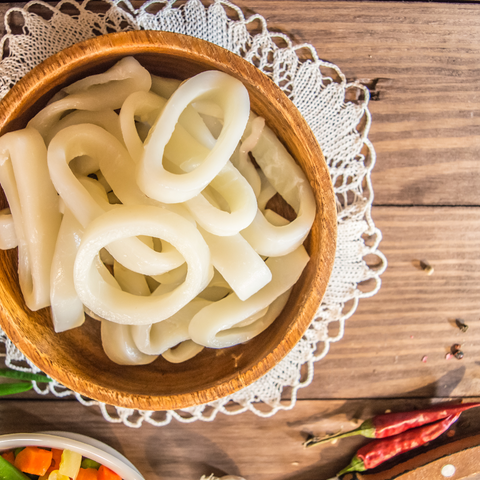 Squid Rings (Approx.1 kg.Pack)