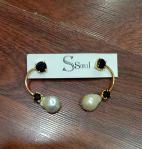 Baroque Earrings - Ssoul Eternal You